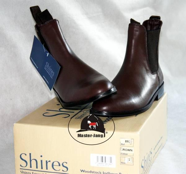2133fb1f681c5 Buty sztyblety do jazdy konnej angielskiej firmy Shire to luksus dla stóp.  Posiadają orginalnie wyprofilowaną wkładkę ortopedyczną wśrodku buta.